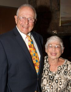 photo of original owners charlie and joyce