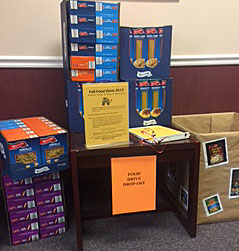 photo of food boxes