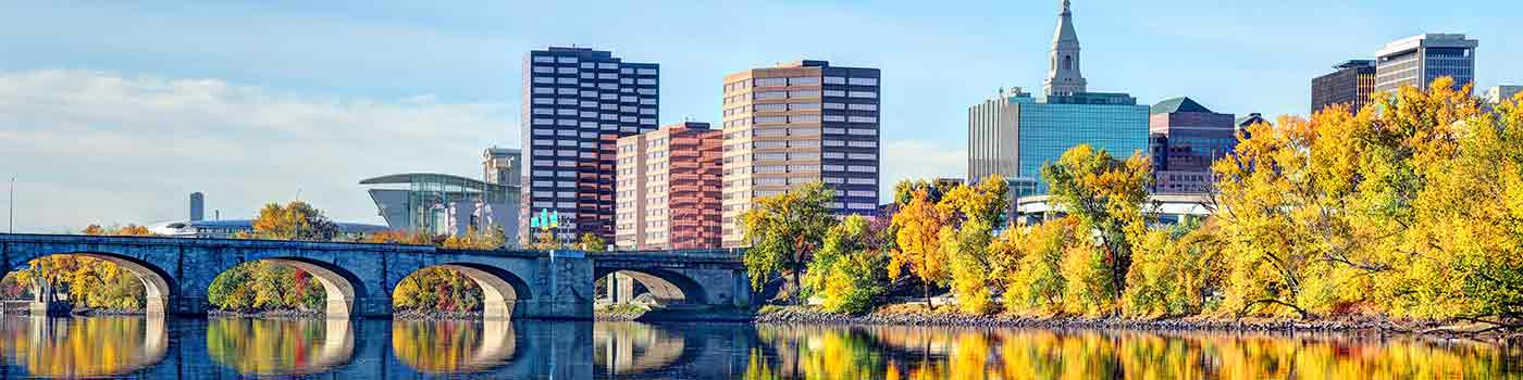 autumn photo of City of Hartford