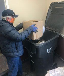 client shredding